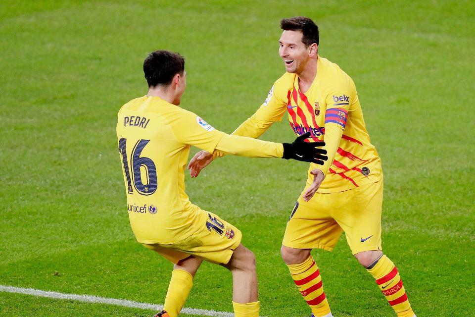 Penerus Lionel Messi Itu Bernama Pedri