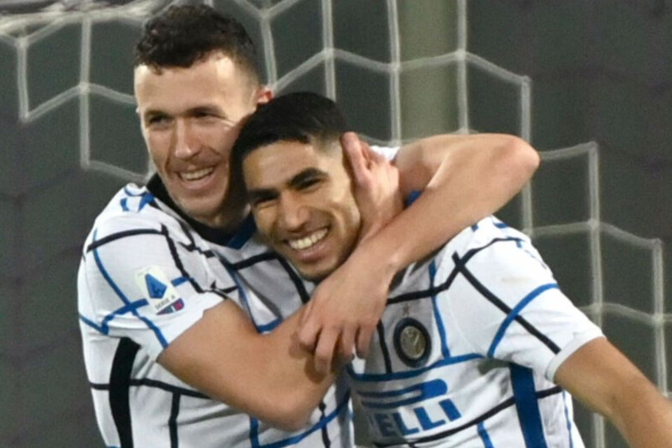 Perisic Tak Sepenuhnya Puas Dengan Kemenangan 2-0 Inter Atas Fiorentina