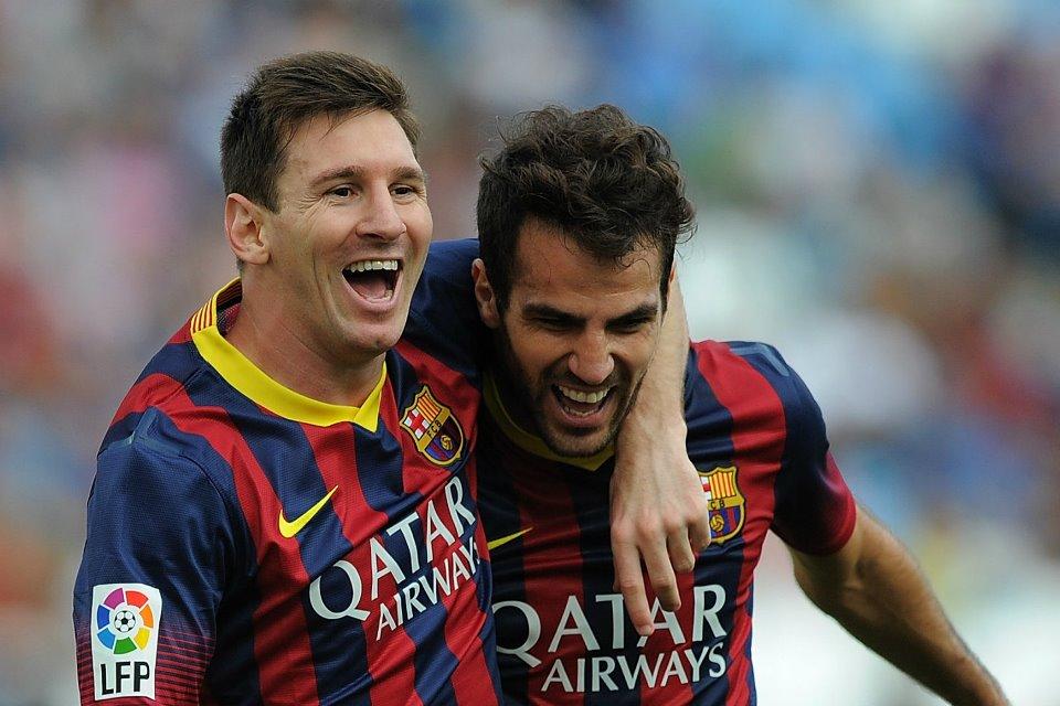Pernah Main dengan Banyak Bintang, Fabregas: Messi Paling Sempurna