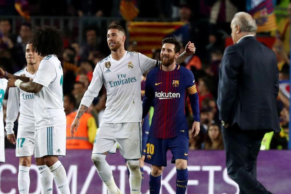 Pro Kontra Selimuti Ketertarikan PSG terhadap Messi dan Ramos