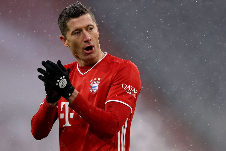 Lewandowski Siap Memberikan Momen Bersejarah