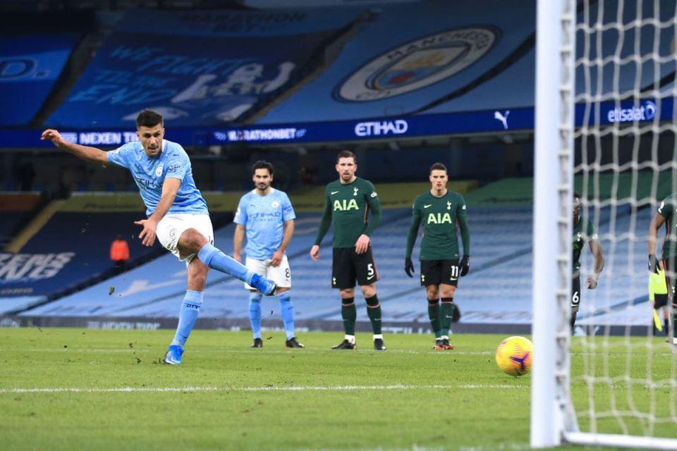 Soal Penalti Man City, Jose Mourinho: Itu Penalti Modern