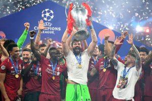 Sadio Mane: Tanpa Alisson, Mustahil Liverpool Juara Liga Champions