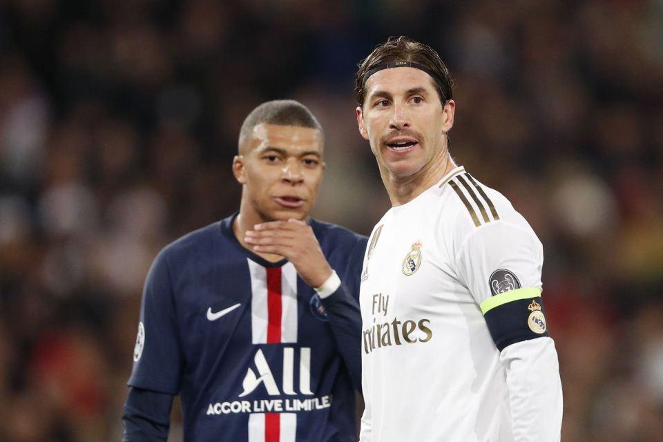 Saga Mbappe Ramos Tak Akan Hancurkan Hubungan Baik PSG dan Madrid