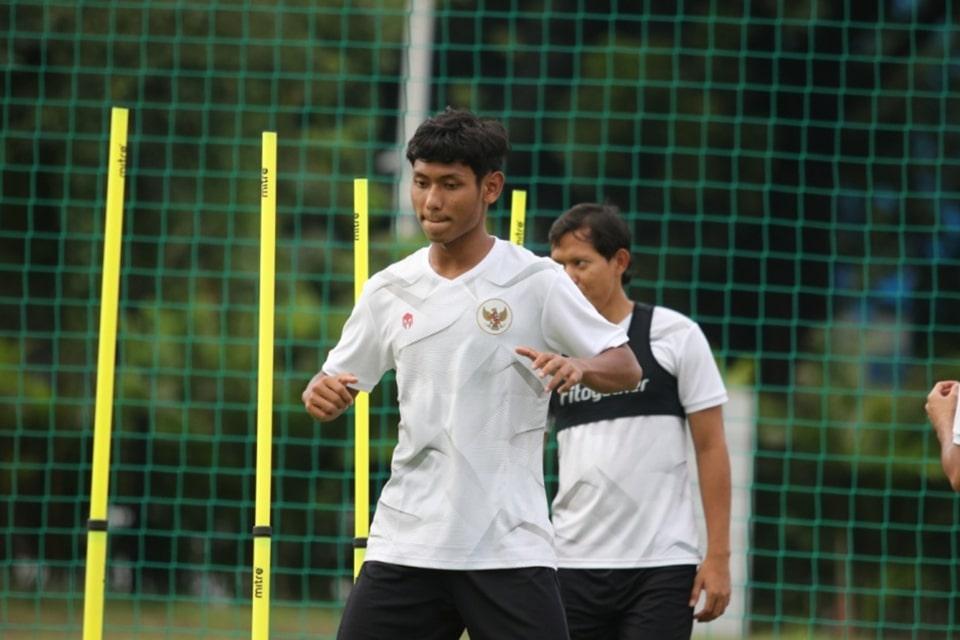 Salman Alfarid dan Rizky Pellu Gabung Timnas U-22