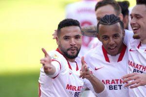 Siapkan Pengganti Ibrahimovic, AC Milan Incar Penyerang Sevilla