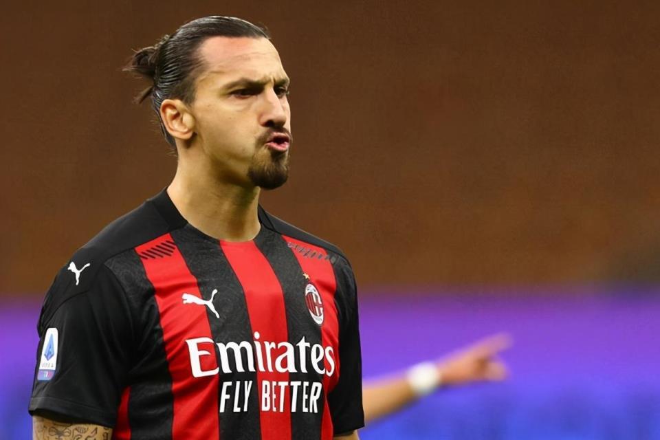 Sinar Ibrahimovic Meredup Di Derby Milan