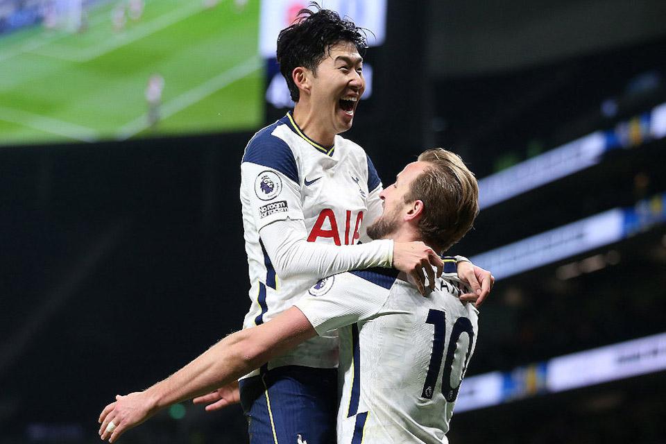 Son Kane Tottenham