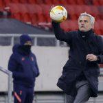 Spurs Lolos 16 Besar Liga Europa, Mourinho: Malam Yang Indah