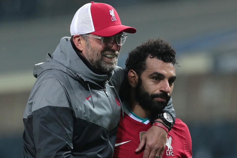 Tepis Rumor, Klopp: Mo Salah Masih Penting Untuk Skuad Liverpool