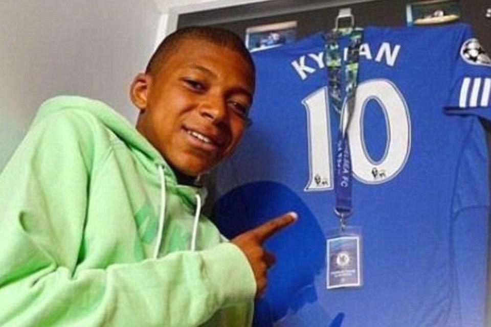 Ternyata Chelsea Sudah Pernah Tolak Kylian Mbappe