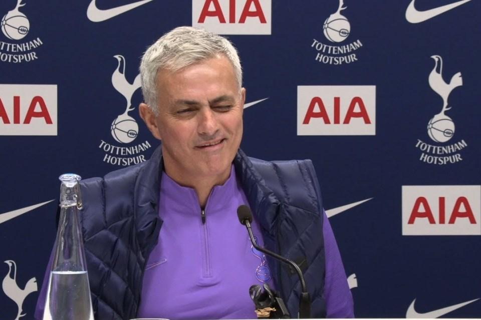 Tottenham Terpuruk, Mourinho: Saya Masih The Special One