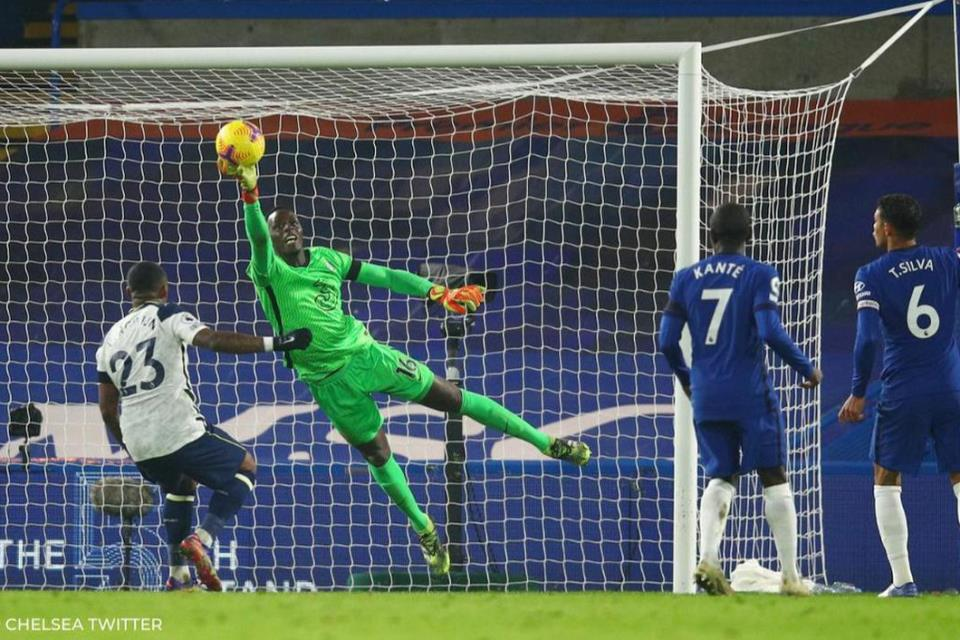 Tuchel: Edouard Mendy Masih Kiper Nomor Satu Chelsea