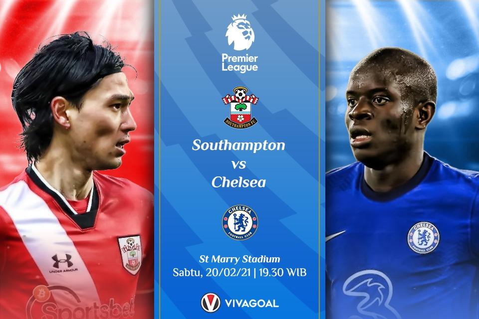 Prediksi Southampton vs Chelsea: Ujian Konsistensi Tuchel