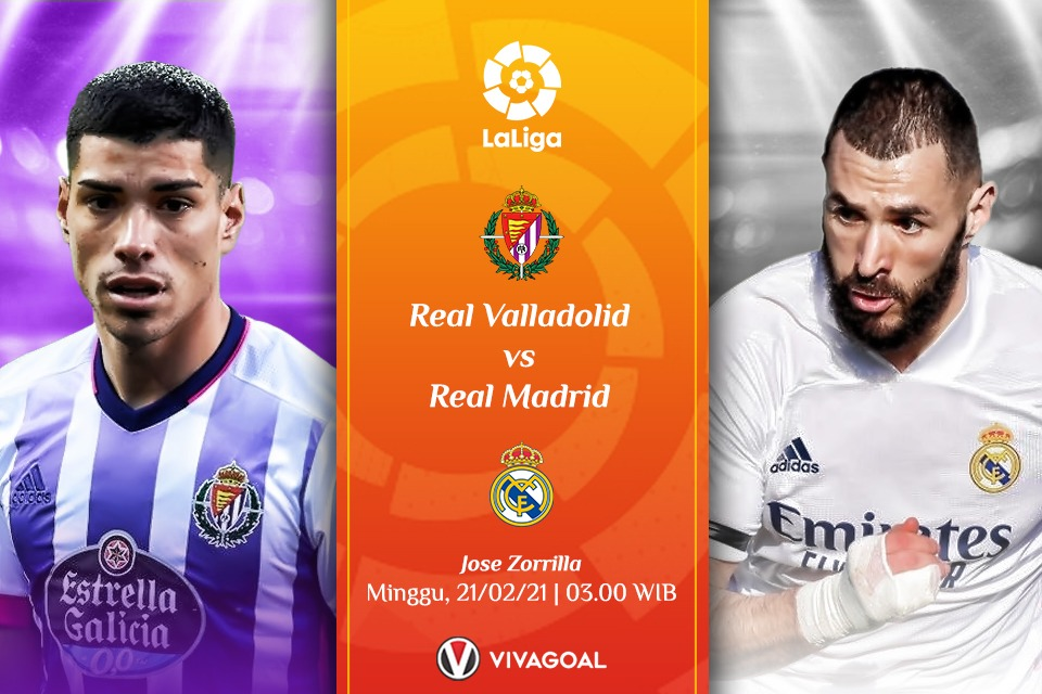 Prediksi Real Valladolid vs Real Madrid, Momentum El Real Bangun Mental