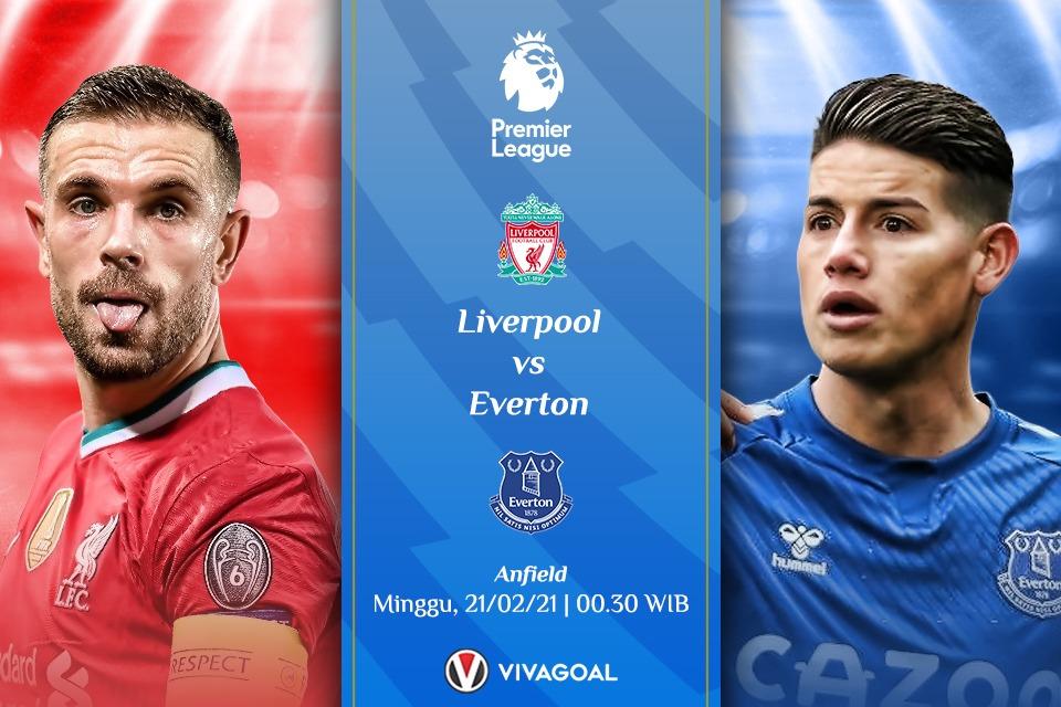 Prediksi Liverpool vs Everton: Kembalikan Magis Anfield