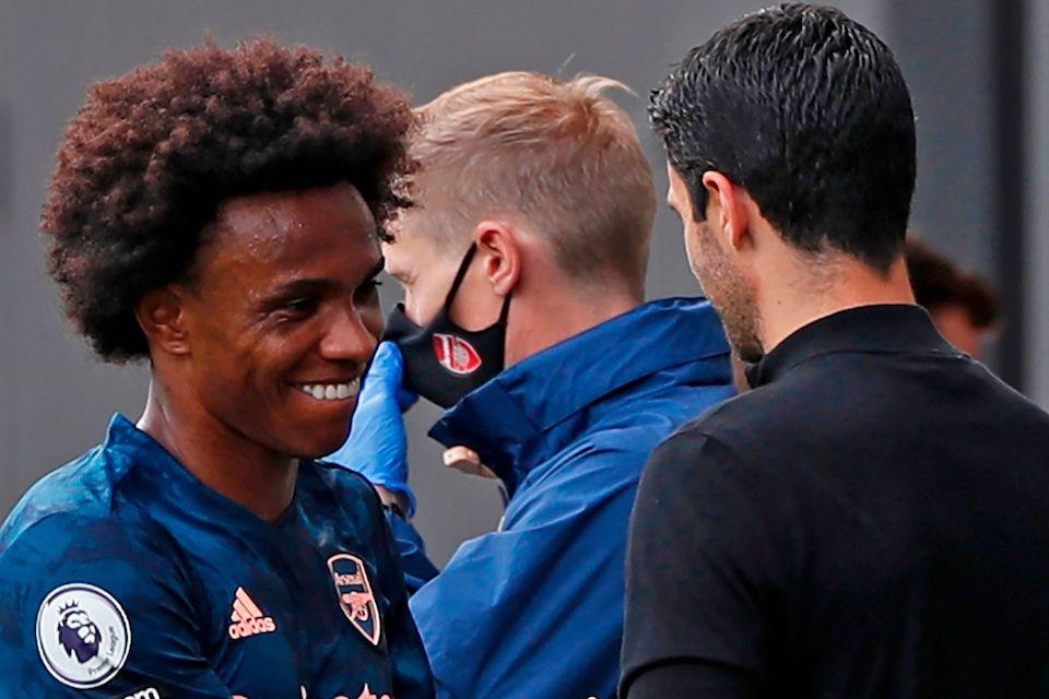 Performa Willian Yang Semakin Dipertanyakan Di Arsenal