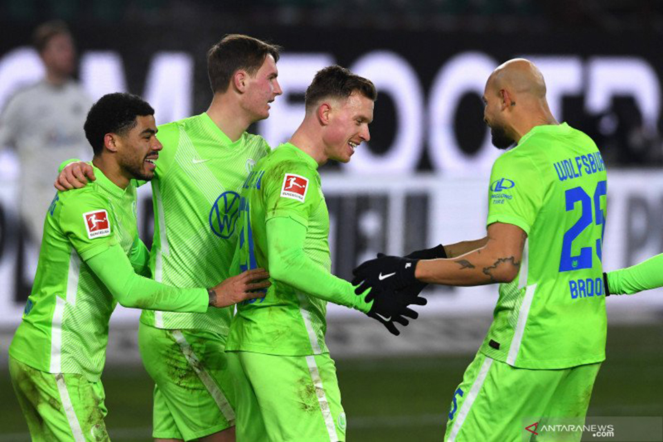 Pelatih Wolfsburg Puas Kemas Clean Sheet Ketiga