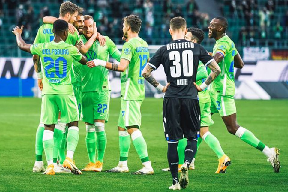 Arminia vs Wolfsburg: Langkah Wolfsburg ke Posisi Ketiga