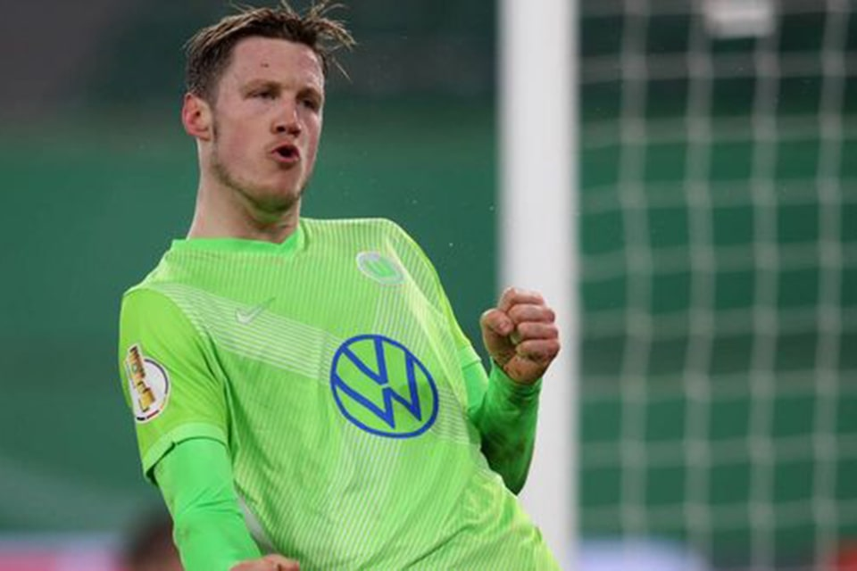 Striker Wolfsburg Tatap Liga Champions Musim Depan
