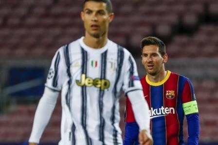 Wow, Beckham Berambisi Duetkan Messi dan Ronaldo di Inter Miami