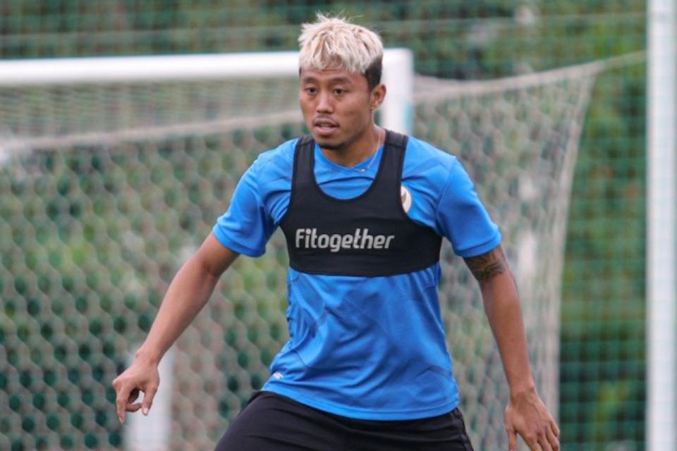 Digembleng Shin Tae-Yong, Penyerang Arema FC Buka Suara