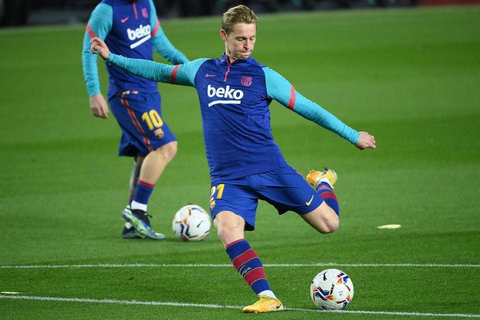 "De Jong Sebut Dirinya Tengah Nikmati ""Bulan Madu"" di Barcelona"