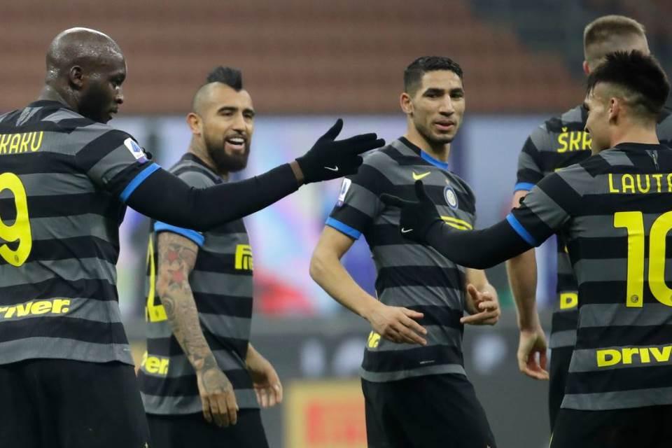 Inter Milan Resmi Rampungkan Pinjaman Mereka