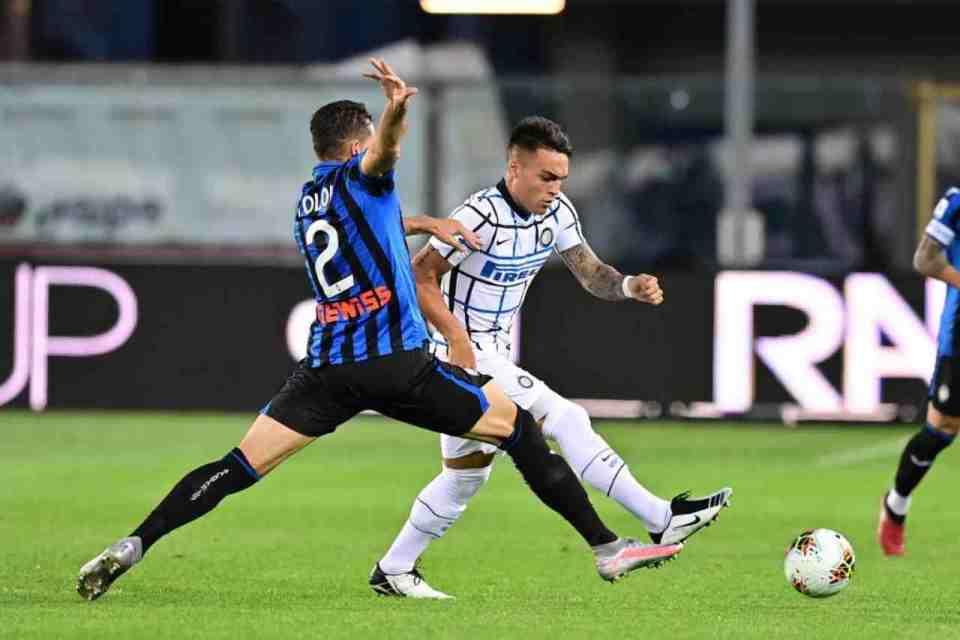 Adu Tajam Lini Serang Inter vs Atalanta Di Giuseppe Meazza