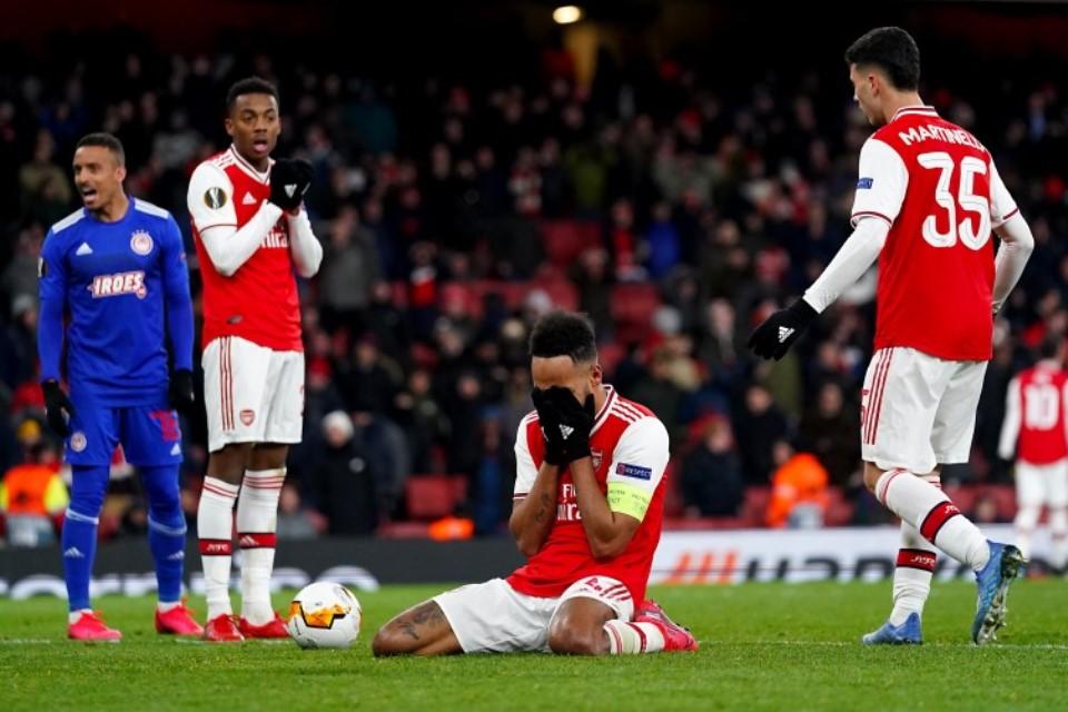 Arsenal Pastikan Laga Kontra Olympiakos Sarat Aroma Balas Dendam