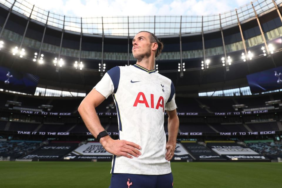Bale ke Tottenham Cuma buat 'Latihan', Agen: Jangan Diplintir