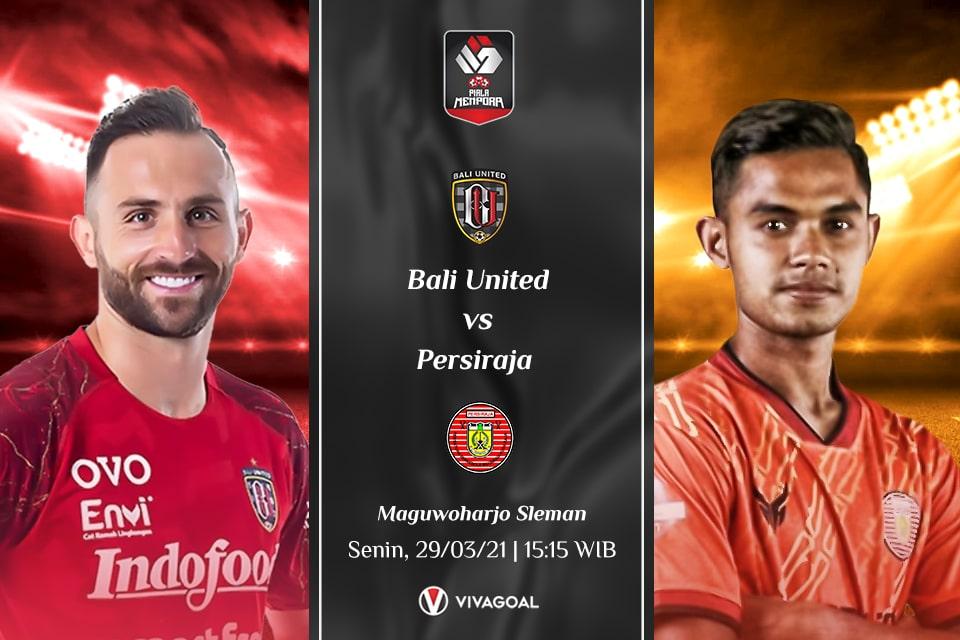 Bali United Vs Persiraja Banda Aceh Prediksi Dan Link Live Streaming Vivagoal Com