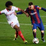 Barcelona Singkirkan Sevilla, Messi Kok Gak Cetak Gol?