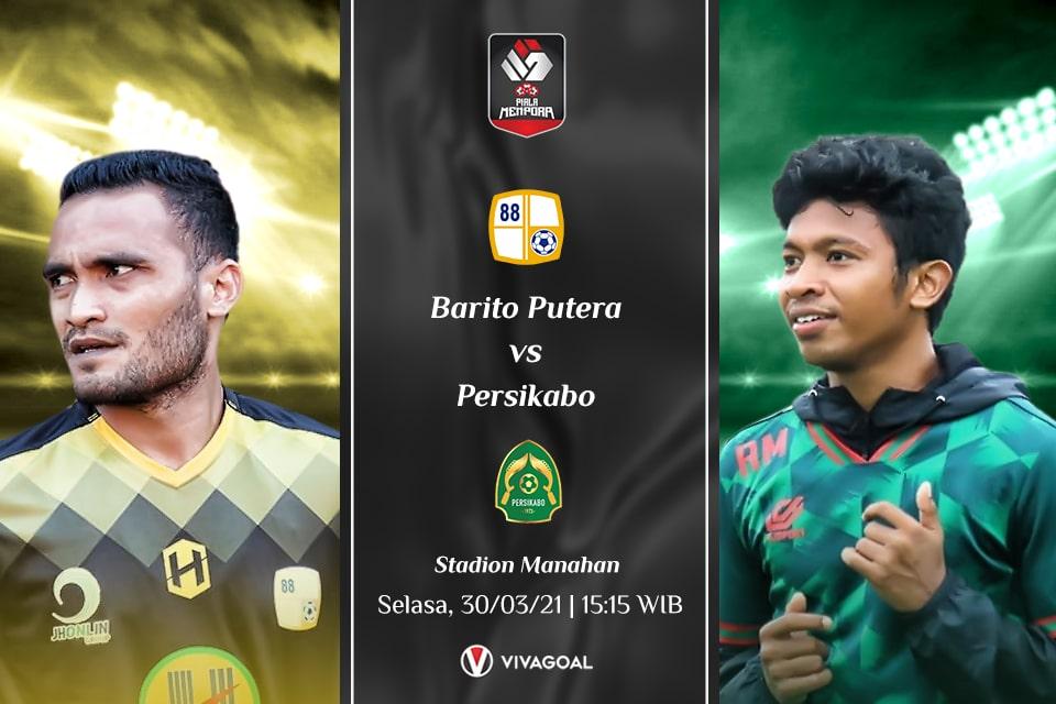 Persikabo vs Barito Putera : Prediksi dan Link Live Streaming