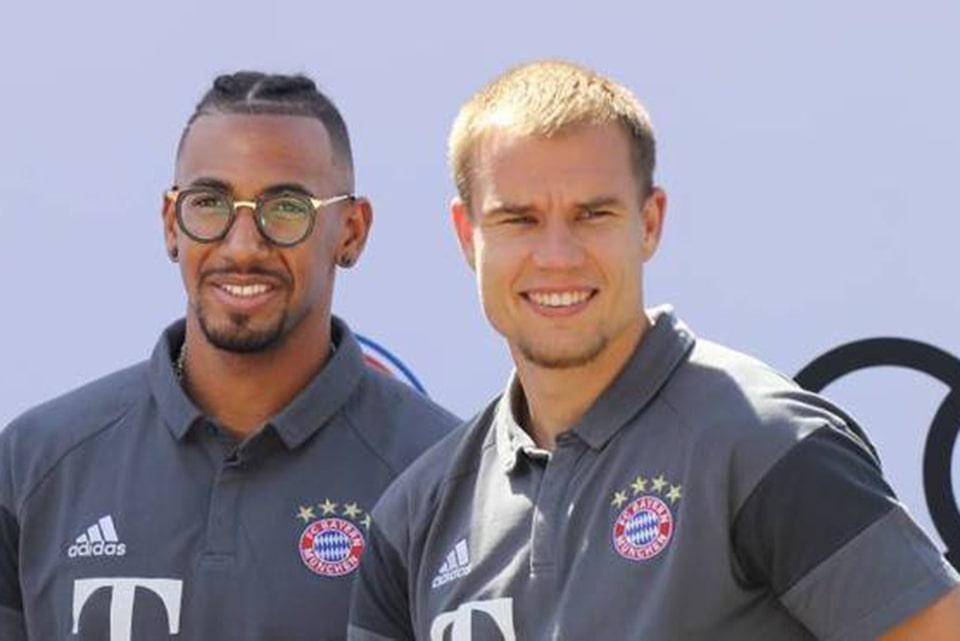 Badstuber Membicarakan Kondisi Bek Bayern