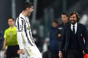 Bukan Ronaldo, Laga Melawan Lazio Jadi Panggungnya Morata