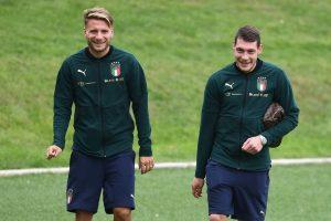 Cetak Satu Gol Tuk Italia, Andrea Belotti Kirim Pesan Tajam Ke Ciro Immobile