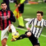 Chiesa Theo Juventus vs Milan