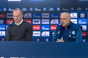 Schalke Pecat Seluruh Manajemen Kepelatihannya