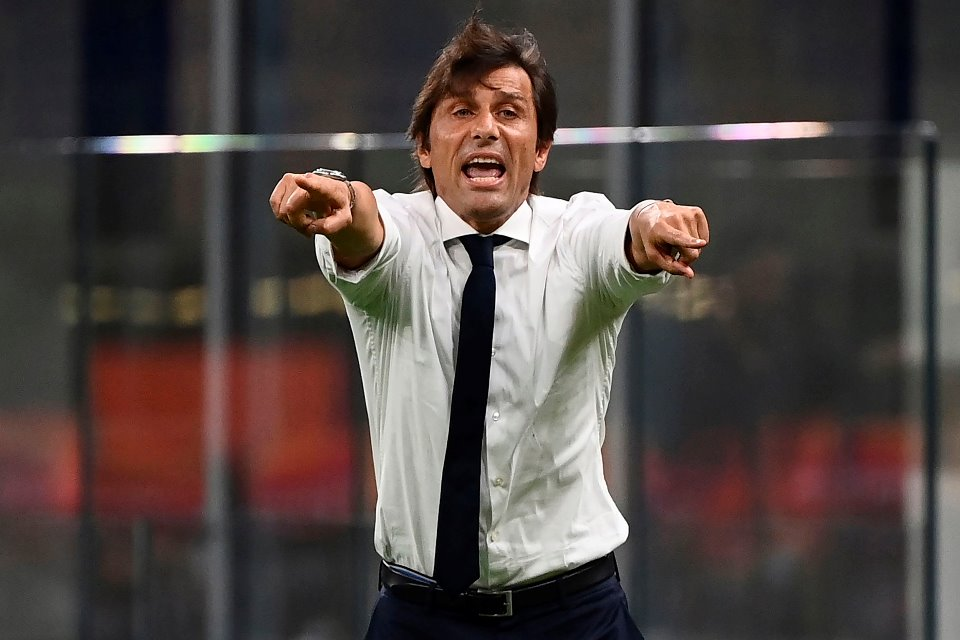 Conte: Inter Siap Patahkan Dominasi Juventus