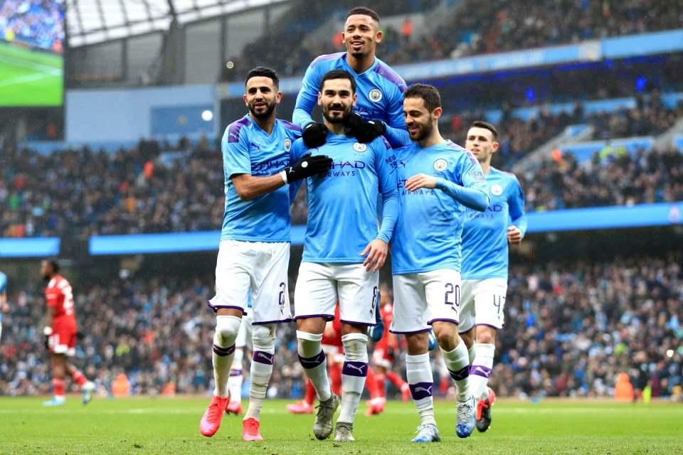 Cuma Lawan Dortmund, City Dijagokan Juara Liga Champions Musim Ini