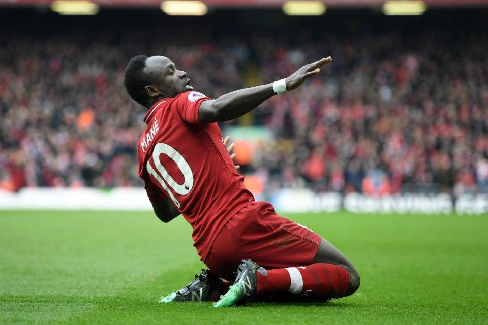 Dalam Kondisi Terpuruk, Sadio Mane Lecutkan Api Semangat Liverpool