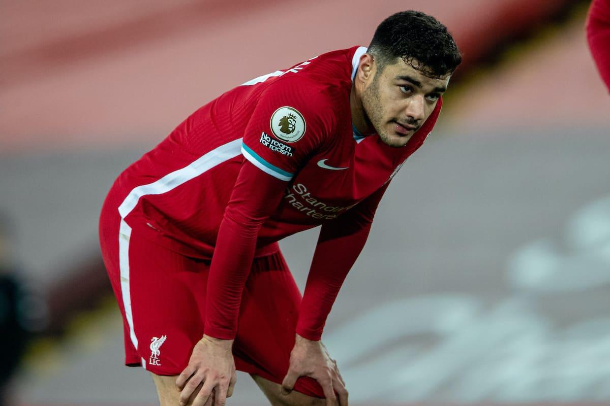 Demi Ibrahima Konate, Liverpool Tumbalkan Ozan Kabak