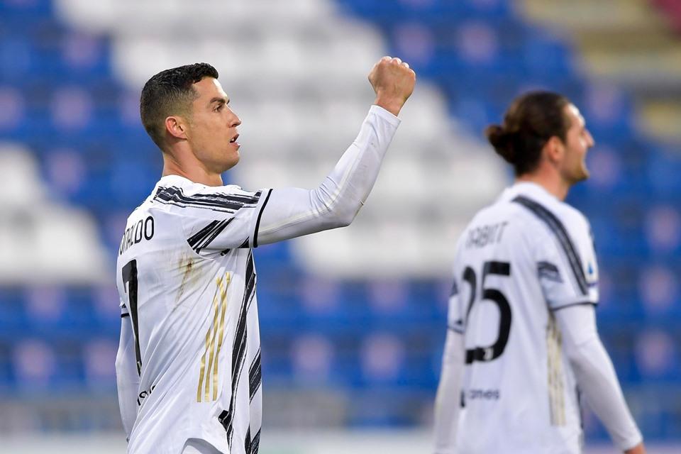 Dengan 770 Gol, Ronaldo Tegaskan Sudah Lewati Rekor Gol Pele