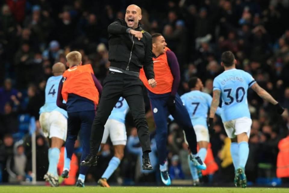Dengan Guardiola, Man City Jaga Mimpi Besar Raih Quadruple Musim Ini