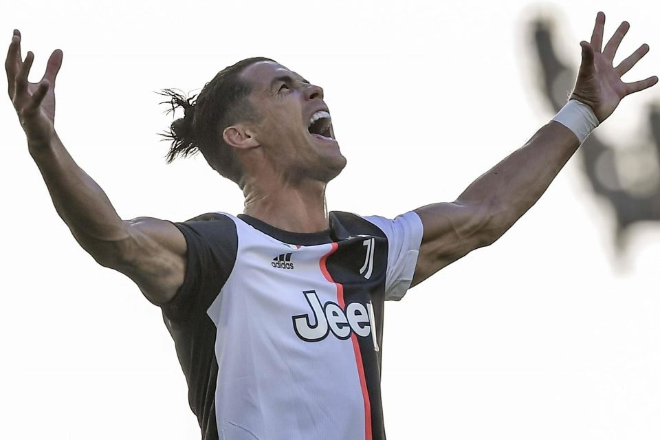 Di Juventus, Ronaldo: 65 Free Kick, 1 Gol