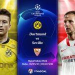 Preview 16 Besar Liga Champions: Dortmund vs Sevilla