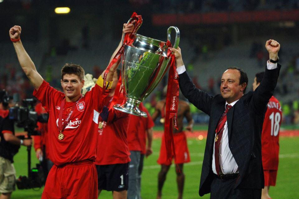 Dukung Liverpool Juara Liga Champions, Benitez Kenang Memori Indah Di Istanbul