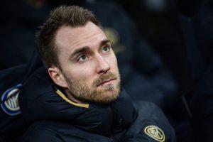 Eriksen Curhat Tentang Periode Beratnya Di Inter Milan