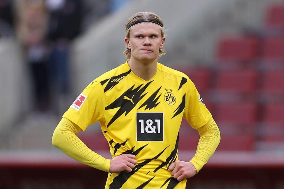 Kesabaran Haaland Habis Kepada Dortmund?